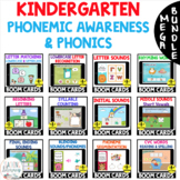 Distance Learning Phonics and Phonemic Awareness BOOM CARD