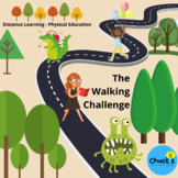 Distance Learning - Physical Education - Walking Challenge
