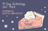 Distance Learning Pi Day Technology Two Pack