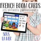 Distance Learning- Places Predictable Sentences French BOO