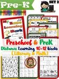 Distance Learning   Preschool & Pre-k Set 2   Toddler Learning Resource