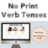 Distance Learning - Present Progressive Regular Verb Tense