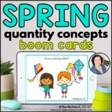 Spring Quantity Concepts | BOOM CARDS™