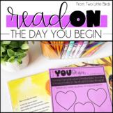 The Day You Begin: Read Aloud Book Companion Activities