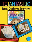 Distance Learning Read Aloud and SEL Activities: I'm Happy-Sad Today