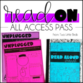 Distance Learning | Read On All Access Pass: Read Aloud Activities for the Year