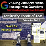 Distance Learning Reading Comprehension Passage with Quest