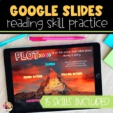 Distance Learning Reading Comprehension Practice with Goog