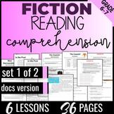 Distance Learning Reading Passages {Fiction Set 1/2} ELA D