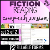 Distance Learning Reading Passages {Fiction Set2/2} Self G