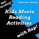 Summer School Reading Lesson Plans Disney Movie Thematic Unit