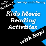 Fun Summer School Reading Activities Disney Movie Thematic Unit