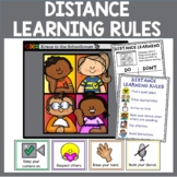Distance Learning Rules and Activities| Digital Learning |