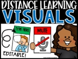 Distance Learning Visuals and Rules | Digital Learning Exp