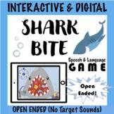 Distance Learning SHARK BITE Digital Interactive Tele Speech Game OPEN ENDED
