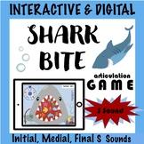 Distance Learning SHARK BITE Digital Interactive Tele Speech Game S Sounds