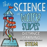 Distance Learning STEM - Science of Water Slides - End of