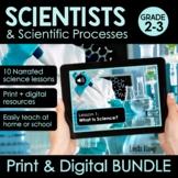 Scientists & The Scientific Method Print & Digital BUNDLE