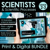 Distance Learning Scientists & The Scientific Method Print