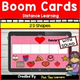 Distance Learning | Shapes | Boom Cards