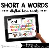 CVC Boom Cards™ Digital Task Cards for Distance Learning FREEBIE