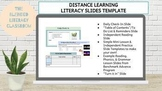 Distance Learning Slides Template (Editable)/Ex. Lessons f