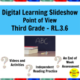 Distance Learning Standards-Based Point of View Slideshow