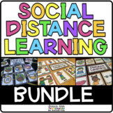 Distance Learning | Social Distancing | Hand Washing | Mas