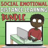 Distance Learning Social Emotional Support Bundle: Digital Coping Tools for Kids