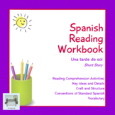 Distance Learning Spanish Reading Comprehension   - Google classroom