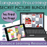 Distance Learning Speech Therapy - Language Processing Sec