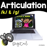 Distance Learning Speech Therapy | Speech Teletherapy | K and G Articulation
