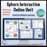 Distance Learning Sphere Interactions Fifth Grade Online S