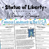 Statue of Liberty part of Landmarks in the United States D
