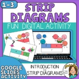 Distance Learning Strip Diagrams Part Part Whole Google Sl