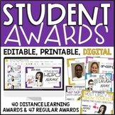 Distance Learning Student Awards (Digital & Print)