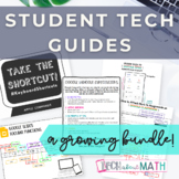 Distance Learning Student Guides BUNDLE!