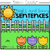 Sunny Sentences *Distance Learning*