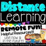 Distance Learning Survival Kit!