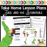 Jack and the Beanstalk Lesson Plans Preschool and Pre-K (D