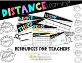 Distance Learning Teacher Resource kit