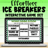 Digital Team Building Games - Second Edition - Back to Sch