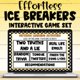 Distance Learning Team Building Games for Zoom & Google Me
