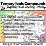 Distance Learning: Ternary Ionic Compound Nomenclature {Di