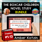 Distance Learning - The Boxcar Children BUNDLE - BOOM Card