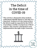 Distance Learning: The Deficit in the time of COVID-19