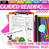 Seesaw Preloaded/Printable The Tortoise and the Hare Guided Reading Levels AA-J