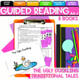 Seesaw Preloaded/Printable The Ugly Duckling Guided Readin