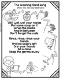 Distance Learning Wash Your Hands Song