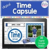 Distance Learning Time Capsule | Digital Activity